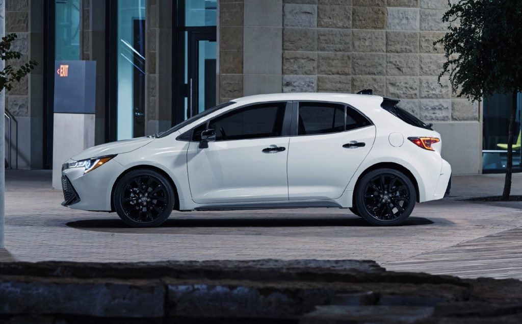 2020 Toyota Corolla Nightshade Edition blacks it out | The ...