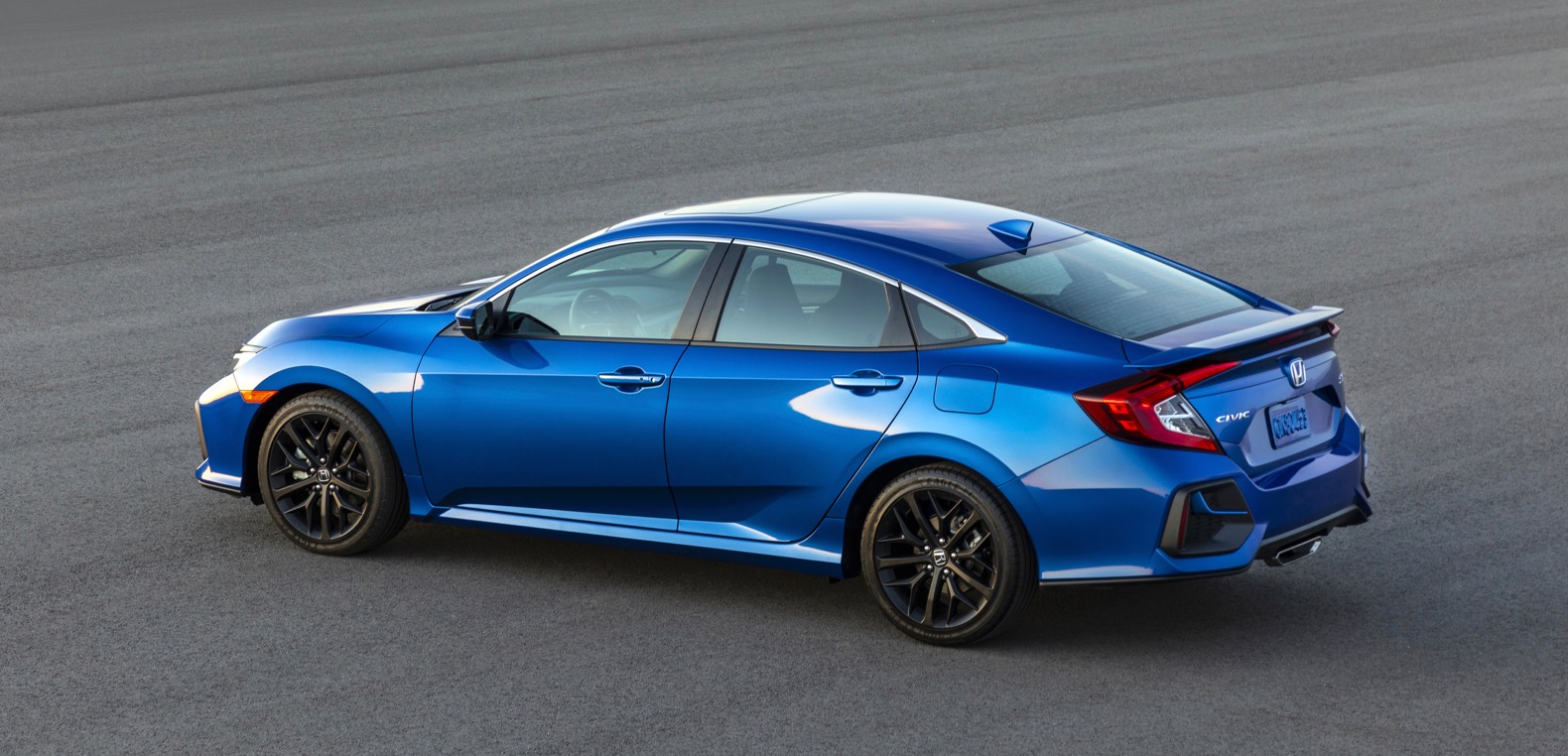 2020 Honda Civic Si Gets Some Updates The Torque Report