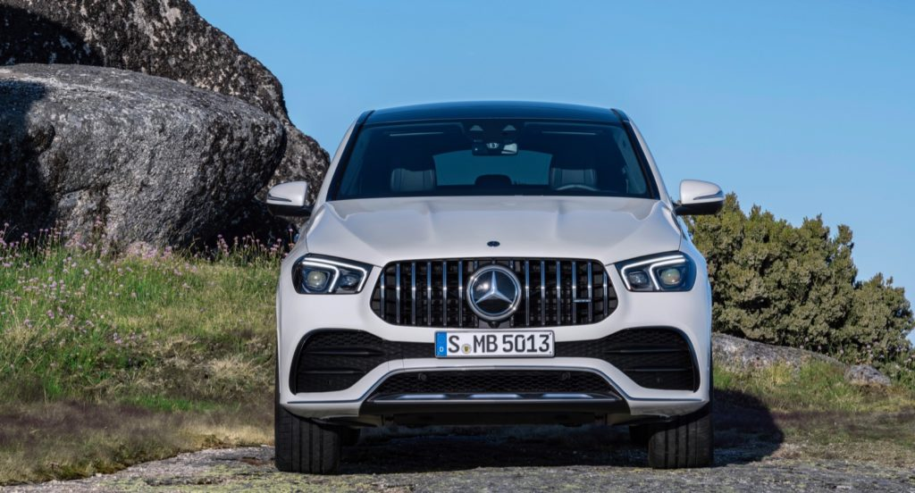 2021 Mercedes-AMG GLE 53 Coupe unveiled ahead of its Frankfurt debut | The Torque Report