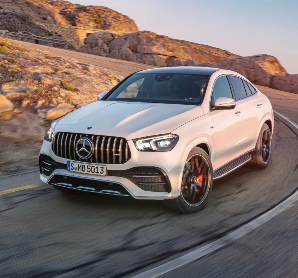 2021 Mercedes-AMG GLE 53 Coupe Unveiled Ahead Of Its