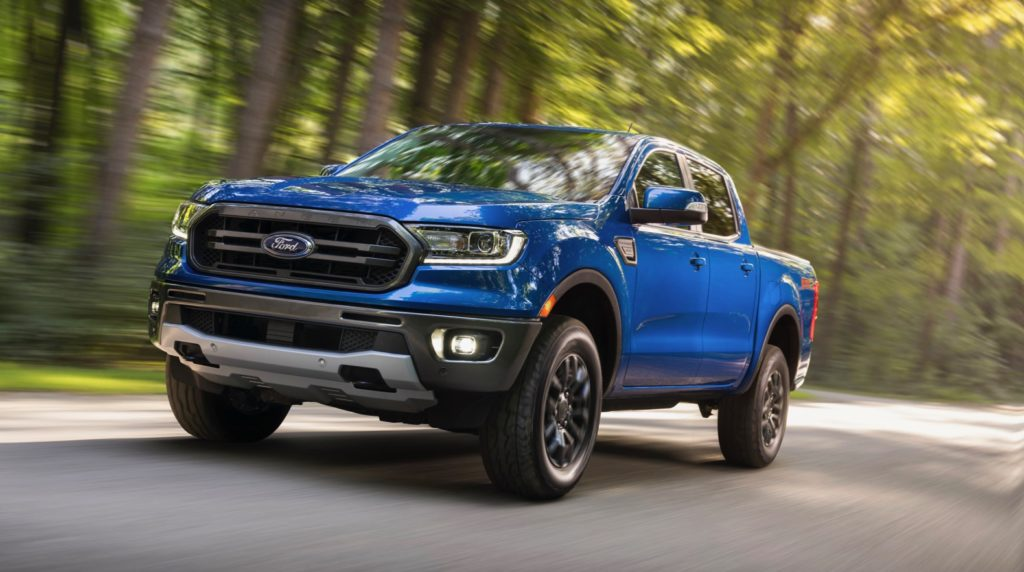 Ford Ranger FX2 Package takes 2WD models off-road | The ...