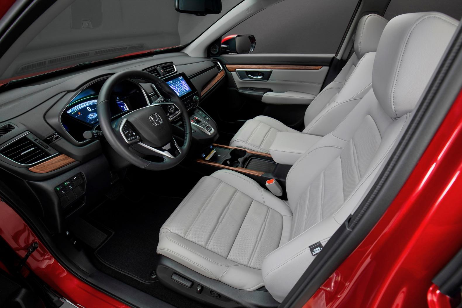2020 Honda Cr V Hybrid Starts At 28 870 The Torque Report