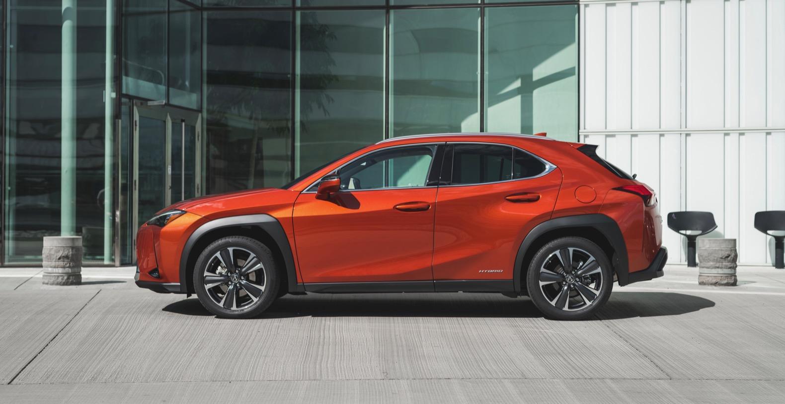 Lexus Hybrid Hatchback 2019