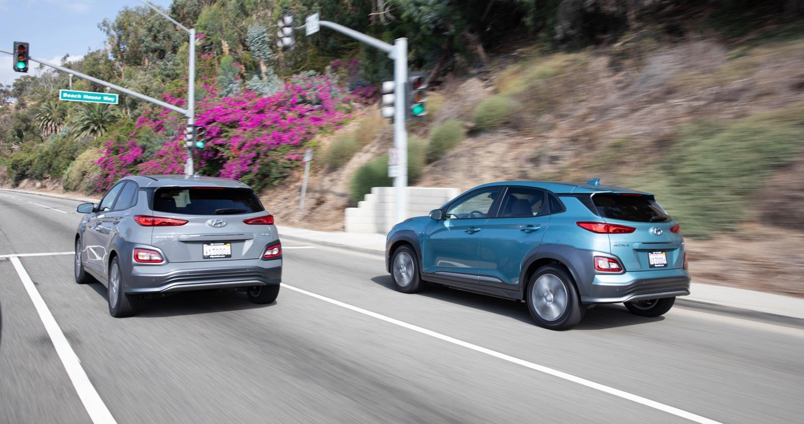 2020 Hyundai Kona Electric Gets A Larger Nav And Battery