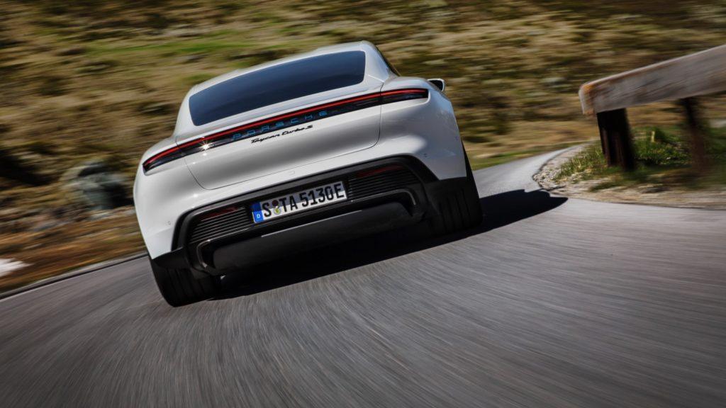 2020 Porsche Taycan arrives as a Tesla Model S rival | The ...
