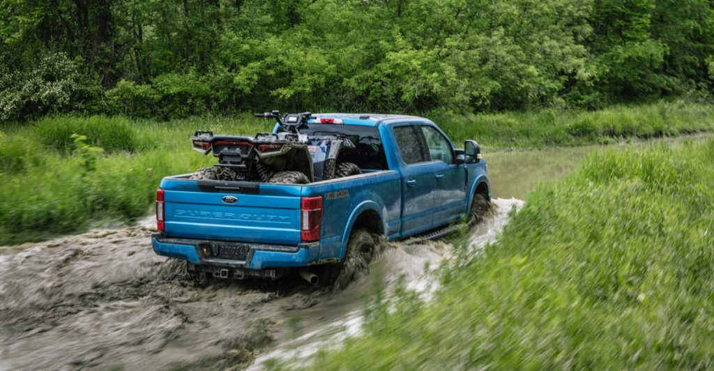 Ford Escape Towing Capacity >> 2020 Ford F-Series Super Duty can tow up to 37,000 pounds | The Torque Report