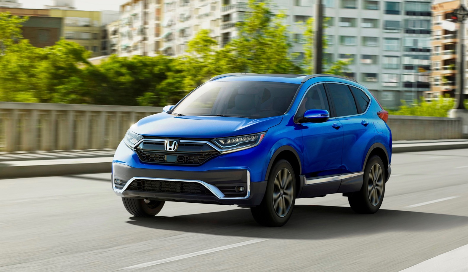 2020 Honda CR-V gets a hybrid version and a facelift | The ...