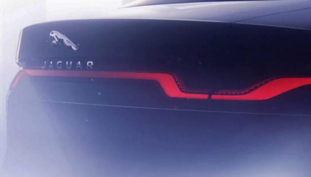 Next-Gen Jaguar XJ Teaser