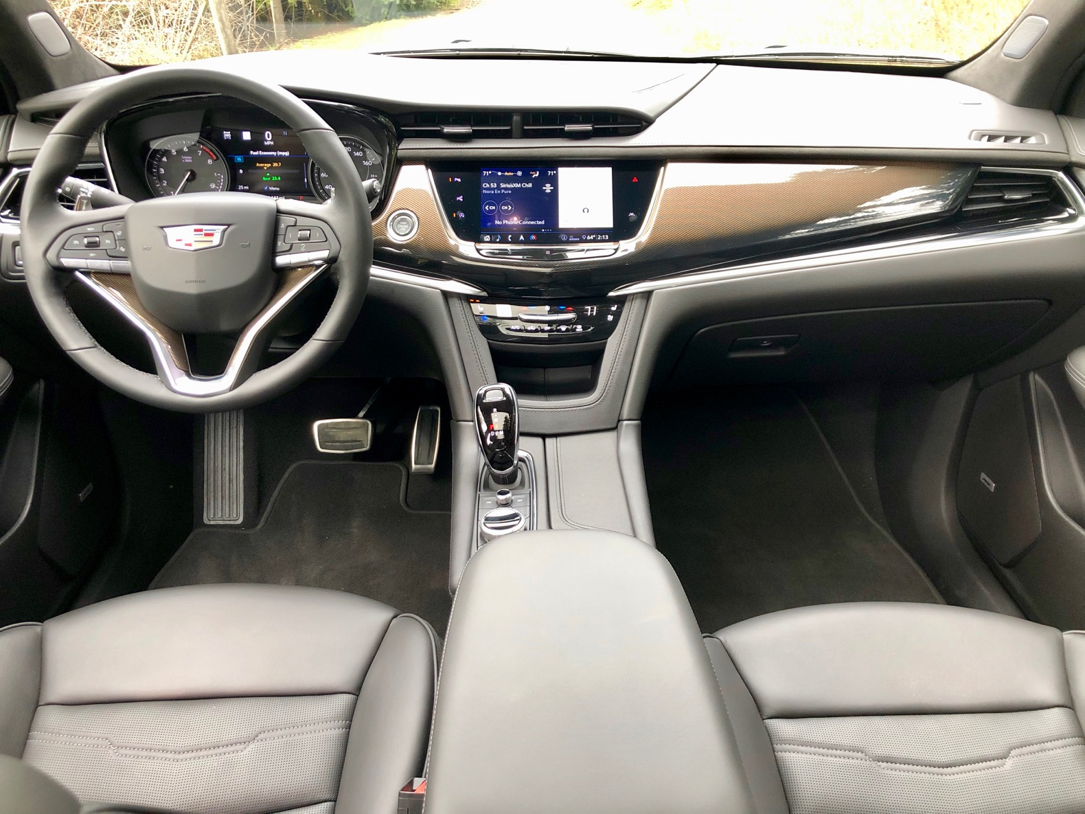2020 Cadillac Xt6 Review Cadillac Joins The Crossover Craze The Torque Report