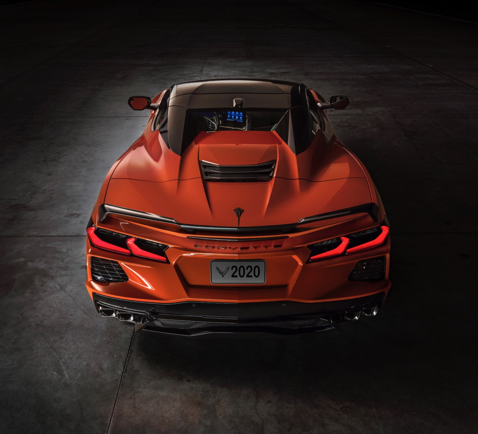 2020 Chevy Corvette Stingray Convertible Orders Commence