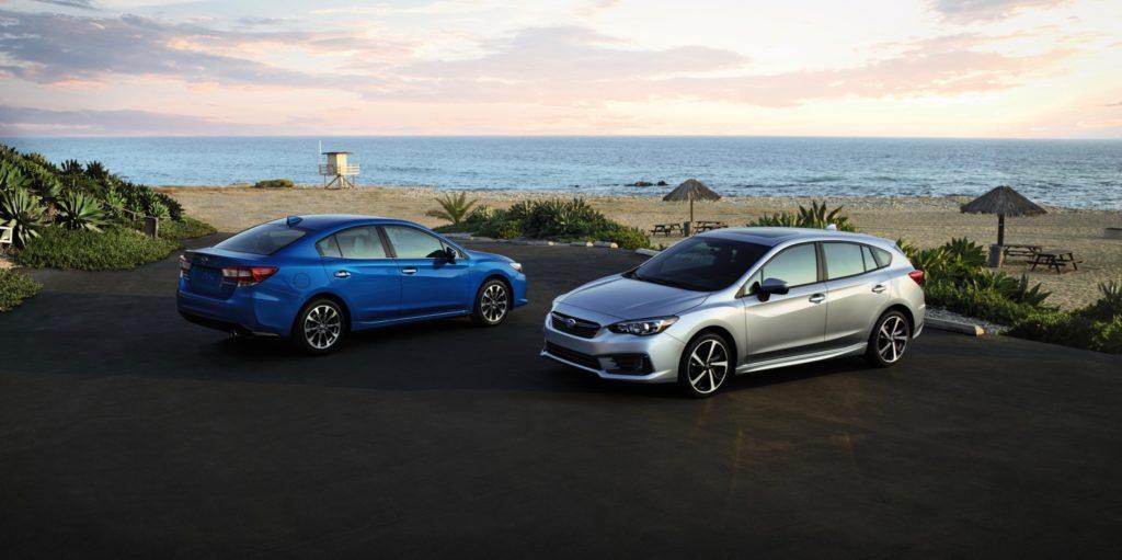 2020 subaru impreza gets a facelift | the torque report