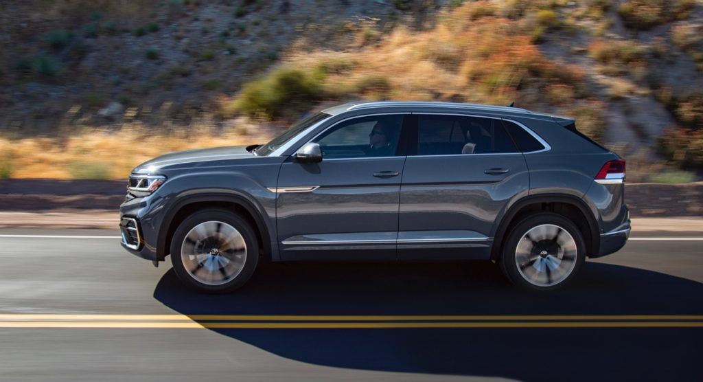 2020 vw atlas cross sport adds a coupe
