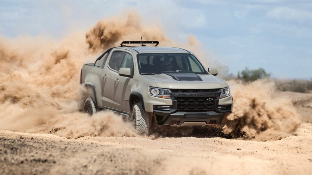 2021 Chevy Colorado gets a facelift | The Torque Report