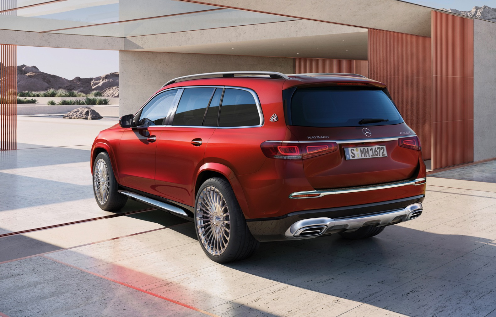 2021 Mercedes Maybach Gls 600 Is The Ultimate Luxury Suv The Torque Report