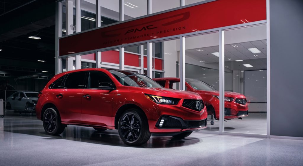 2020 acura mdx pmc to debut at the la auto show  the