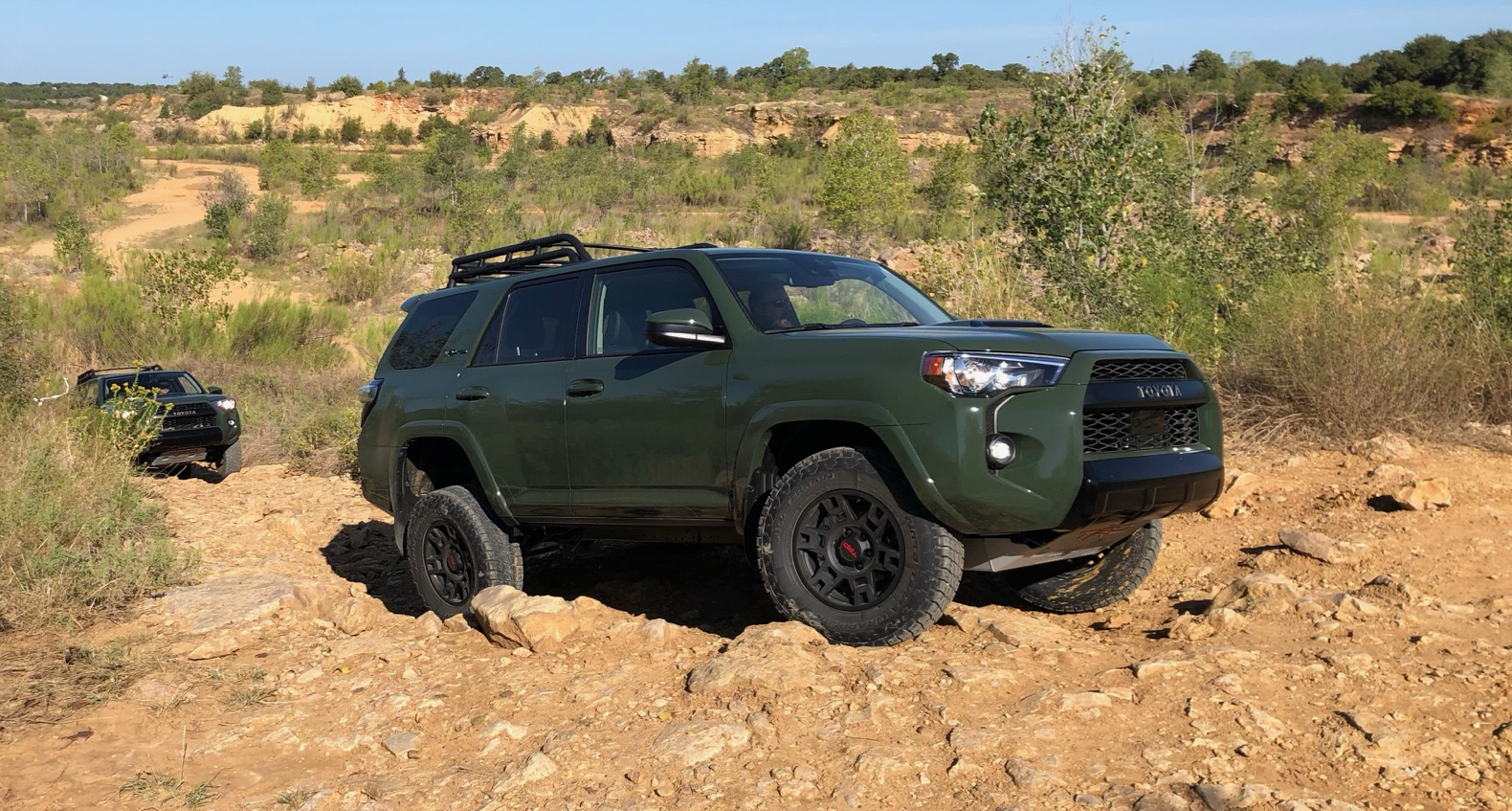 2020 Toyota 4runner Trd Pro Review New Capabilities Same Reliability The Torque Report