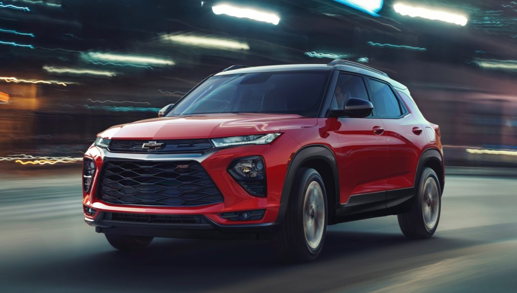 2021 Chevy Trailblazer starts at $19,995 | The Torque Report