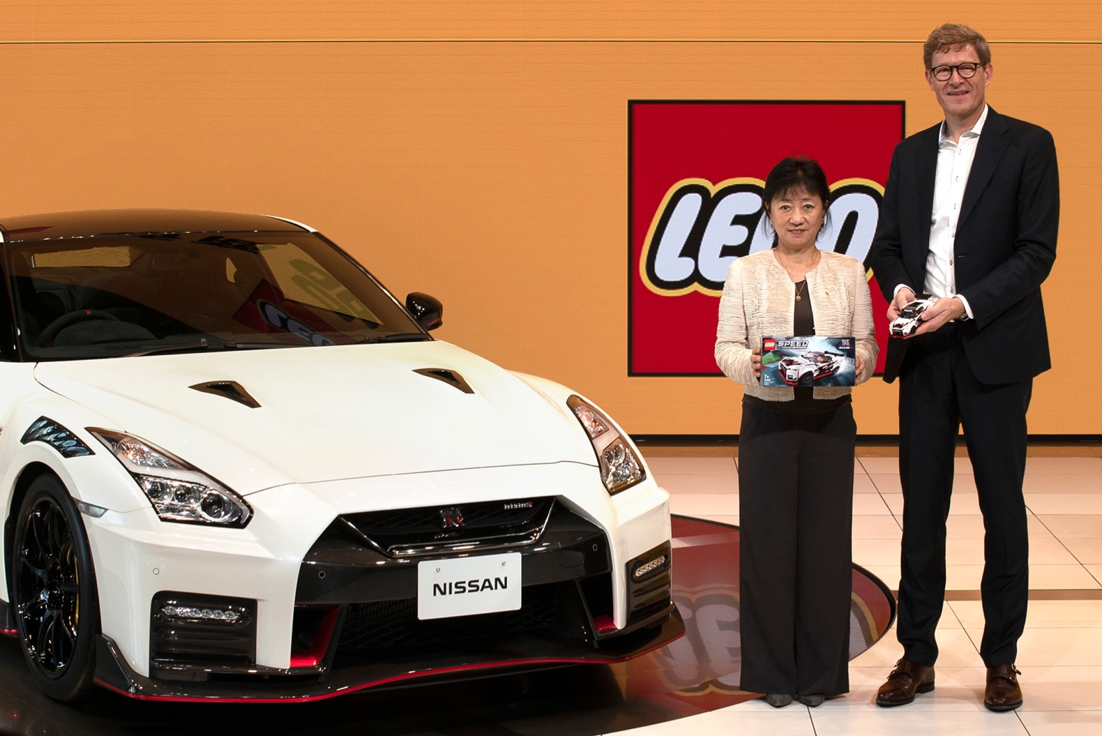 Nissan GT-R NISMO gets Legofied | The Torque Report