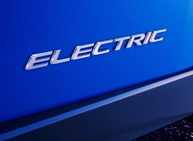 Lexus EV Teaser