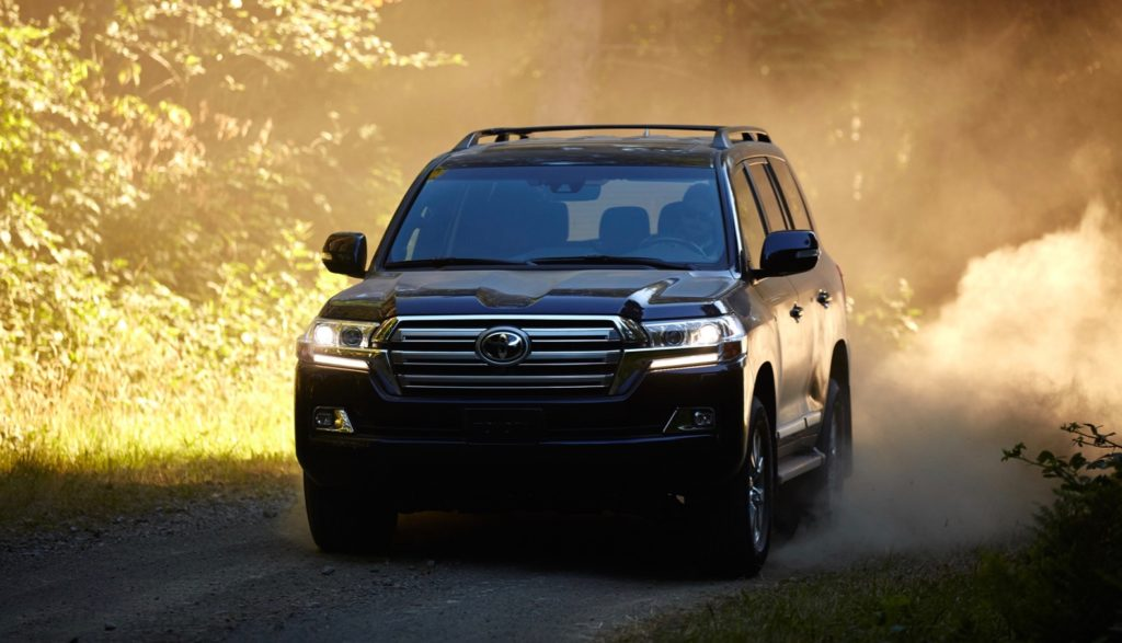 2019 Toyota Land Cruiser Review