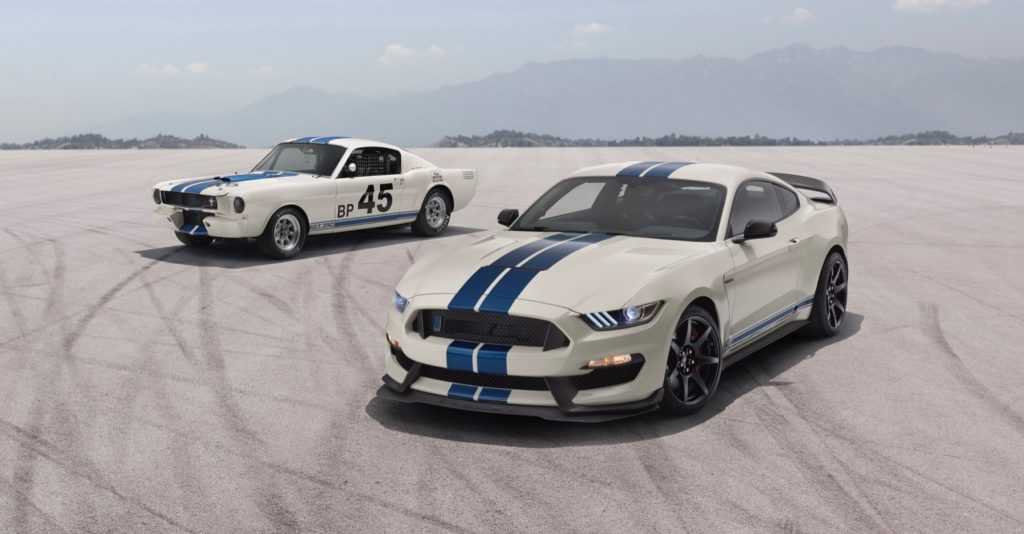 2020 Mustang Shelby GT350 Heritage Edition Package