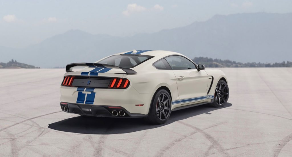 2020 mustang shelby gt350 and gt350r get a heritage