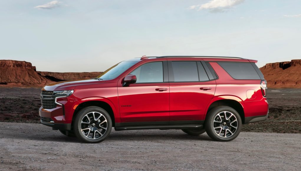 2021 Chevy Tahoe starts at $50,295 | The Torque Report