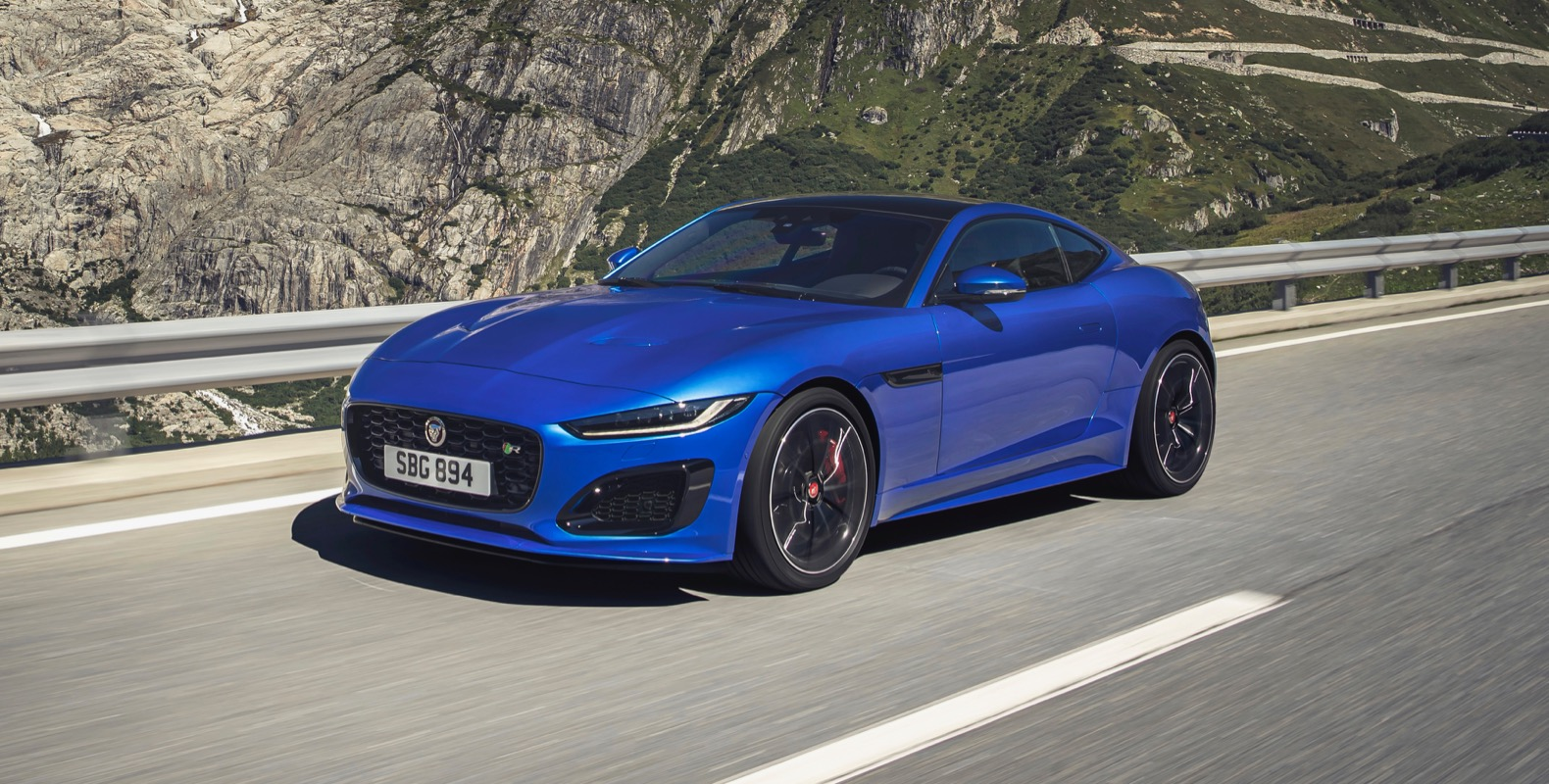 2021 jaguar ftype debuts with a sleeker face  the torque