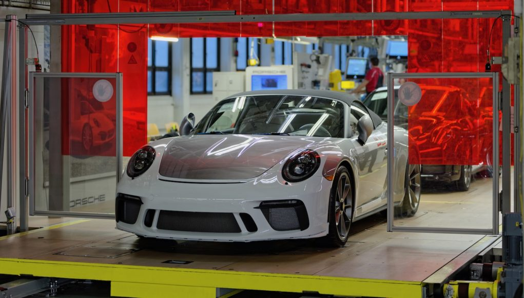Last 991 Porsche 911