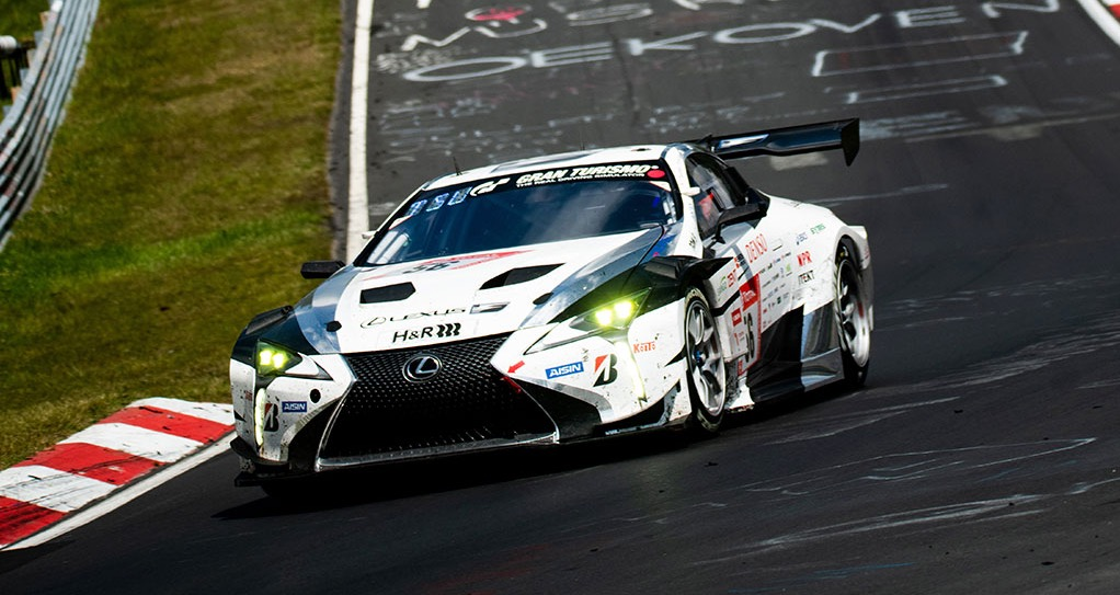 Lexus LC Race Car