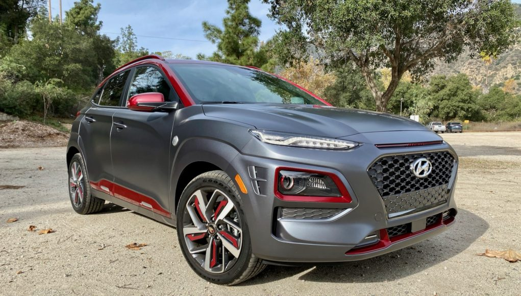 2019 Hyundai Kona Iron Man Edition Review