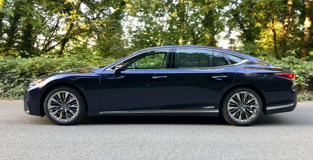2019 Lexus LS 500h Review