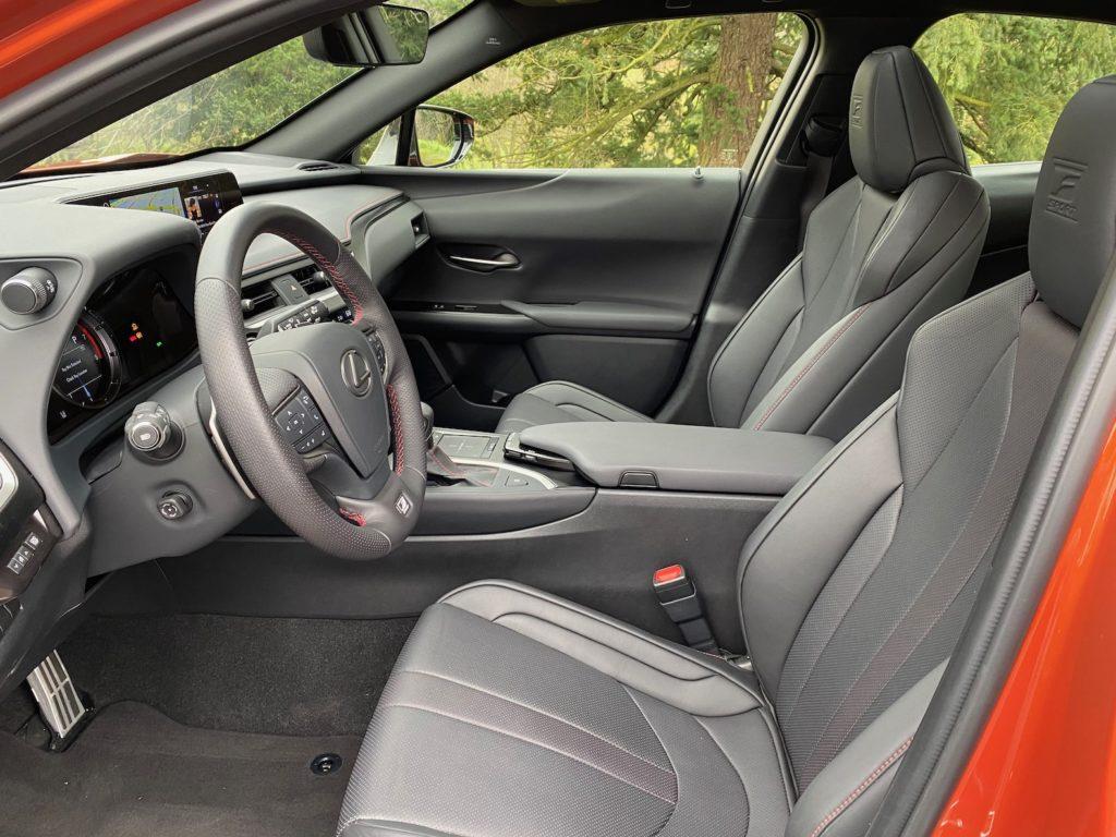 2019 Lexus UX 200 Review