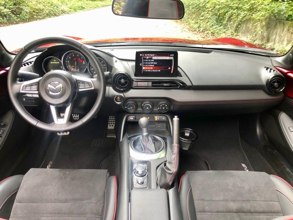 2019 Mazda MX-5 Miata RF Club Review