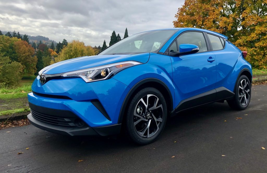 2019 Toyota C-HR Review