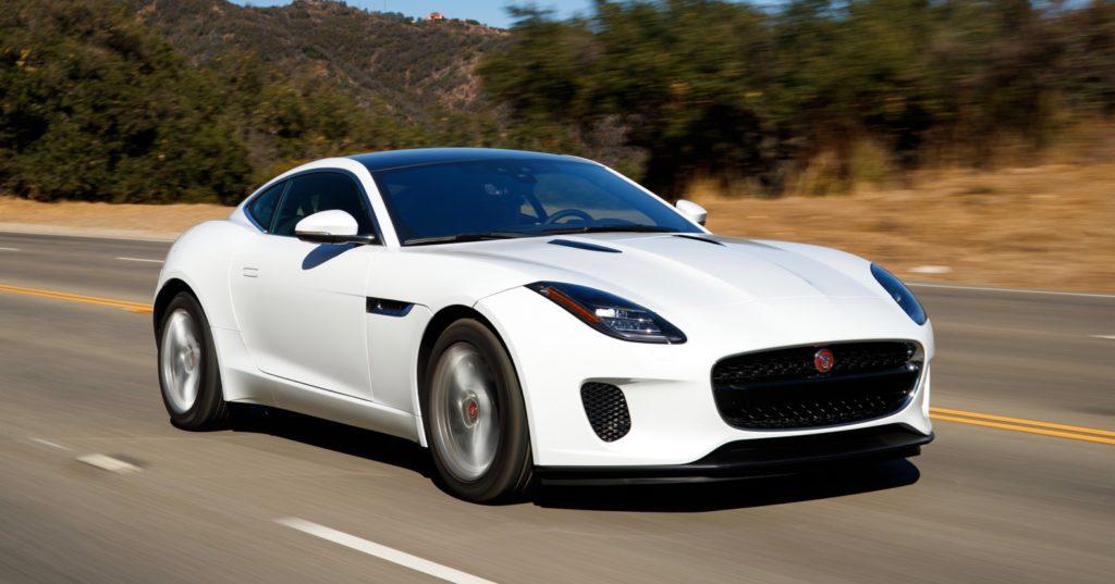 2020 Jaguar F-Type Review