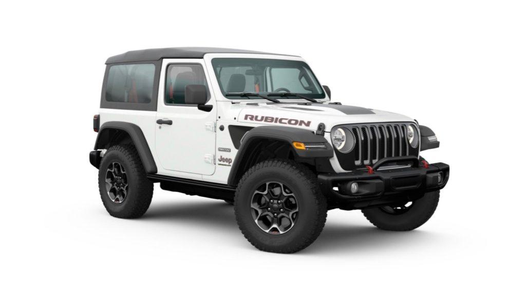 2020 jeep wrangler rubicon recon starts at  42 875