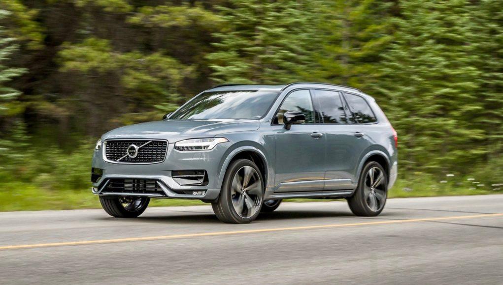 2020 Volvo XC90 Review