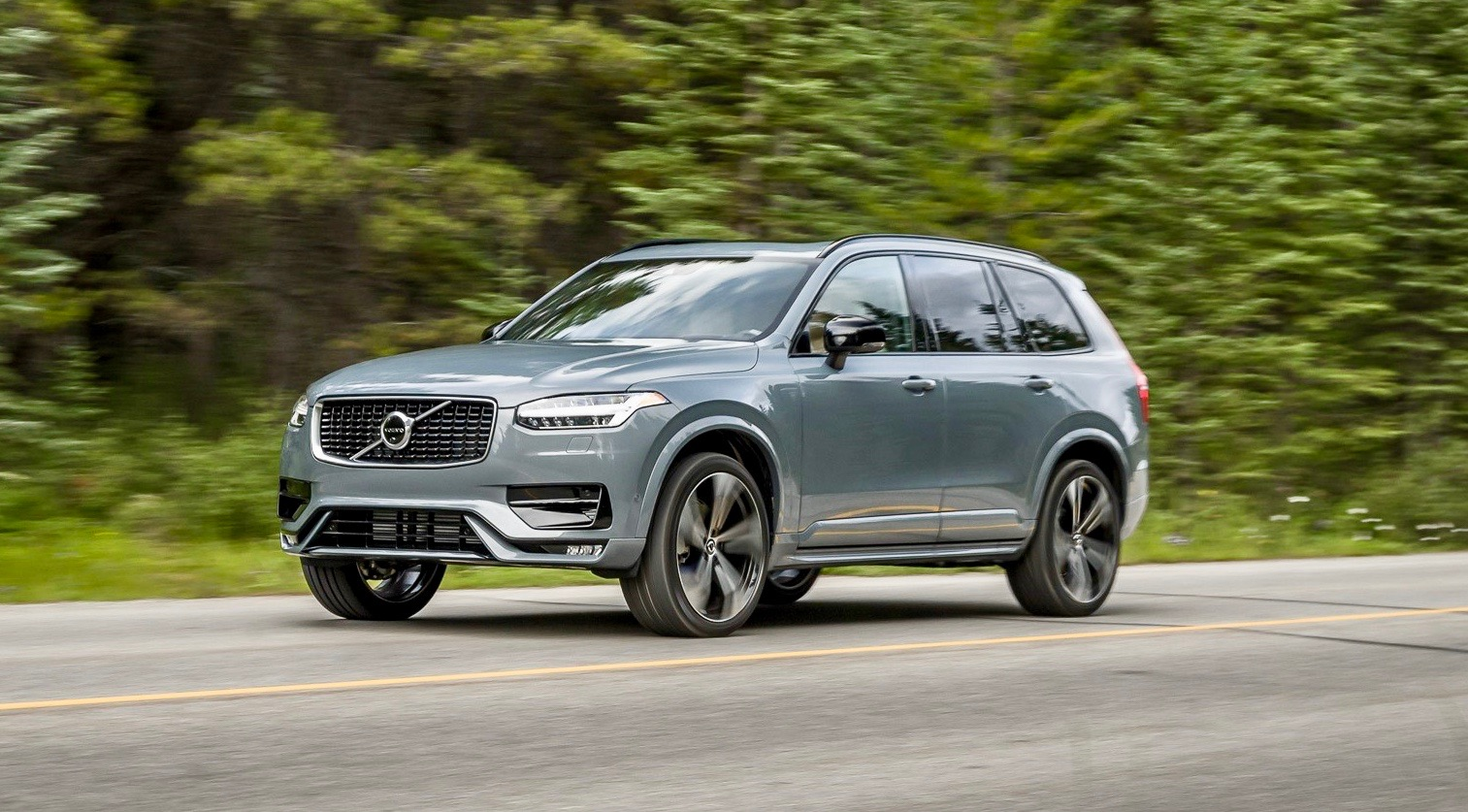 2020 volvo xc90 review  the stylishly safe suv
