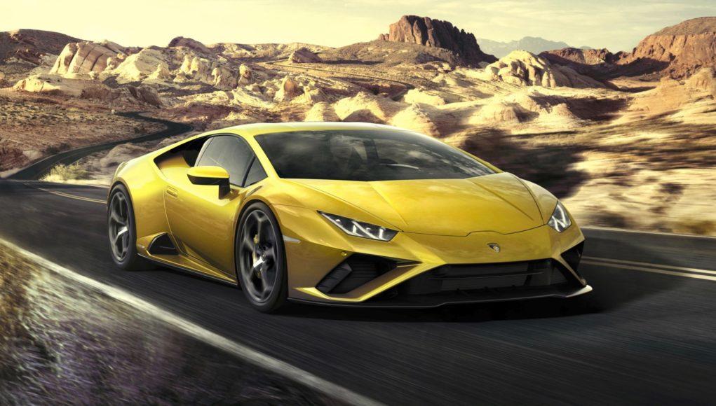 2020 Lamborghini Huracan Evo Rear-Wheel Drive