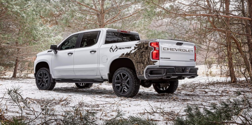 2021 Chevy Silverado Realtree Edition is perfectly ...