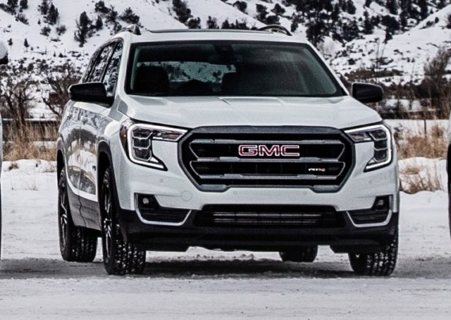 2021 gmc terrain at4 completes the offroad lineup  the