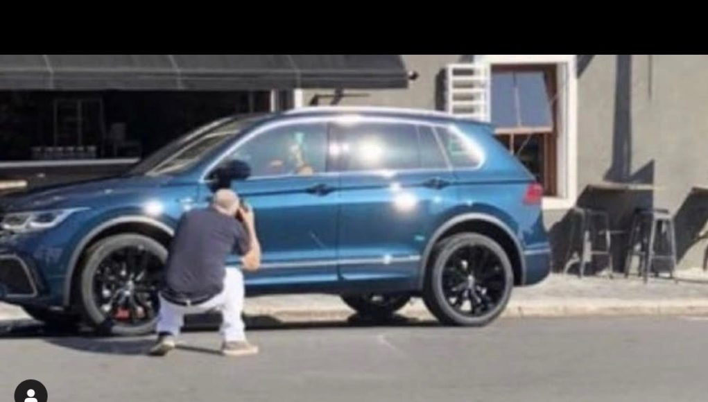 2021 Volkswagen Tiguan Leak