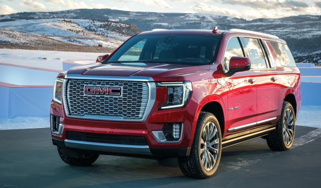 2021 GMC Yukon and Yukon XL are bigger and get a diesel ...