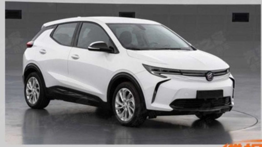 Chevy Bolt turns into the Buick Velite 7 in China | The ...