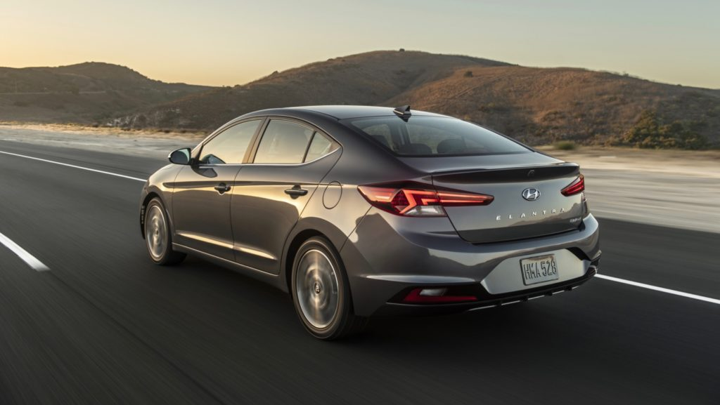2020 Hyundai Elantra Review