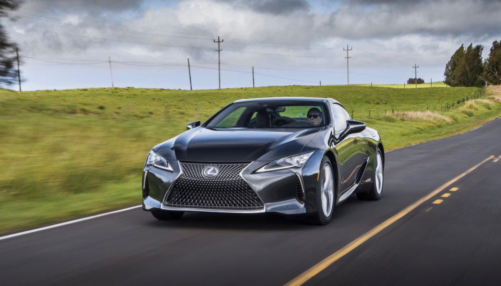 2020 Lexus LC 500h Review