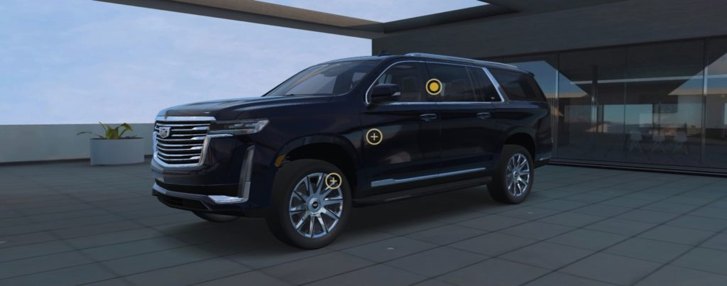 2021 cadillac esv revealed ahead of its new york debut