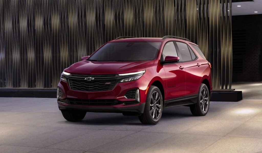 2021 Chevy Equinox gets a facelift | The Torque Report