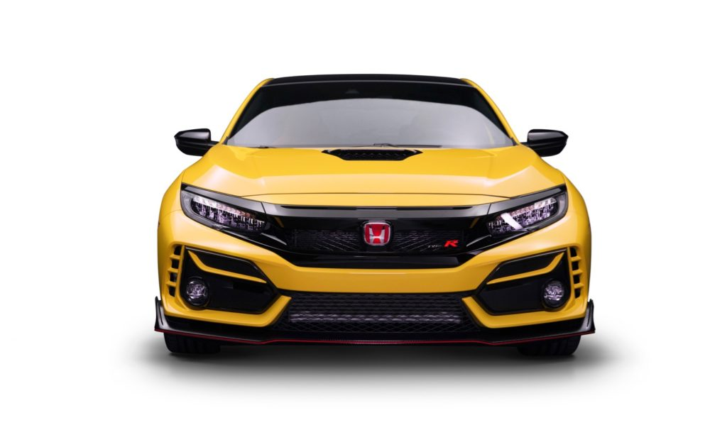 2021 Civic Type R Limited Edition